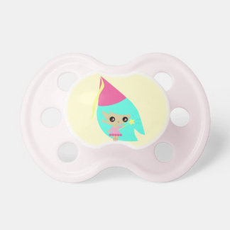 Princess ballerina kawaii girl baby pacifier