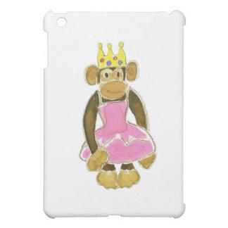 princess ballerina monkey case for the iPad mini