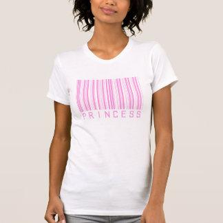 Princess Barcode T Shirts