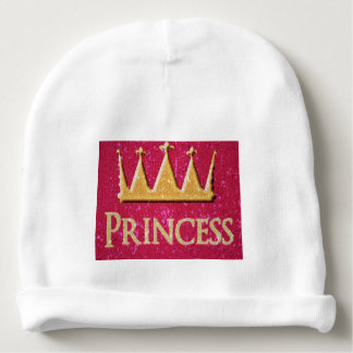 Princess Beanie for baby