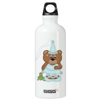 Princess Bear (light blue) SIGG Traveler 0.6L Water Bottle