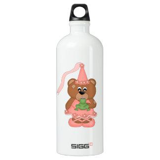 Princess Bear (peach) SIGG Traveler 1.0L Water Bottle