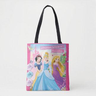 Princess Believe in Friendship 2 Tote Bag