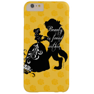 Princess Belle - Beauty is Found Within Barely There iPhone 6 Plus Case