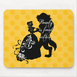 Princess Belle - Beauty is Found Within Mouse Pad