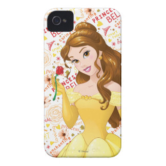 Princess Belle iPhone 4 Case-Mate Case