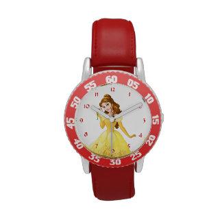 Princess Belle Wrist Watches