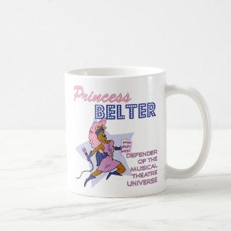 Princess Belter (dark skin) Mug