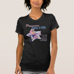 Princess Belter (lite skin) Dark T-Shirt