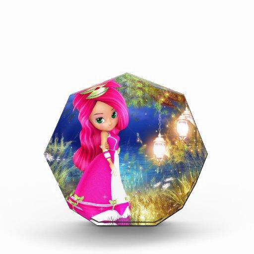 Princess Berry Acrylic Award
