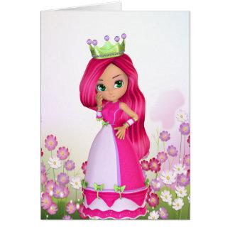 Princess Berry Greeting Cards