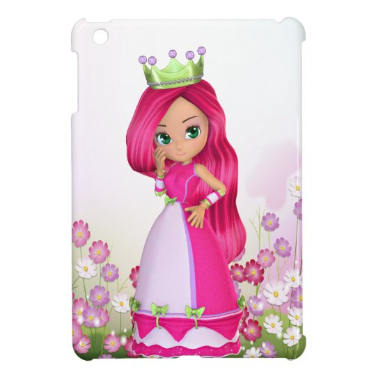 Princess Berry iPad Mini Case