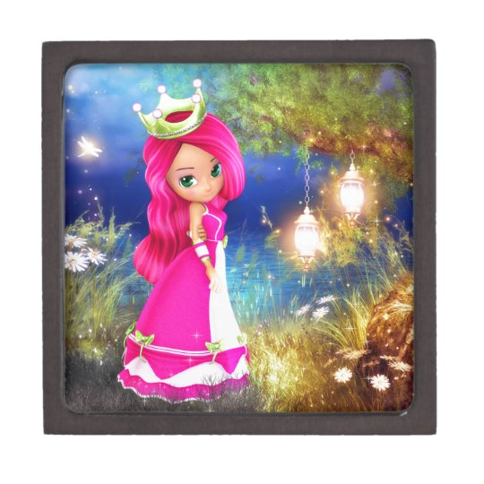 Princess Berry Keepsake Box