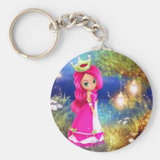 Princess Berry Keychain