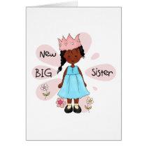 Princess Big Sister African American