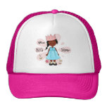 Princess Big Sister African American Trucker Hat