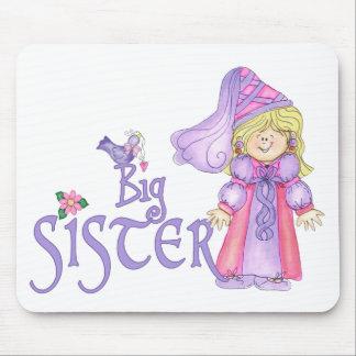 Princess Big Sister Mouse Pad