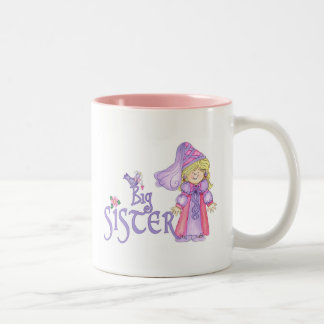Princess Big Sister Mugs