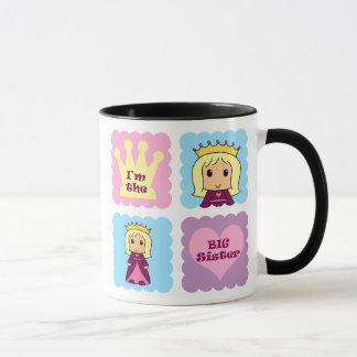 Princess Big Sister Mug