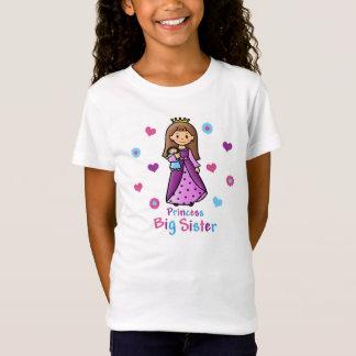 Princess Big Sister T-Shirt