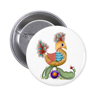 Princess Birdie Button