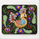 Princess Birdie Mouse Pad