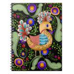 Princess Birdie Notebook
