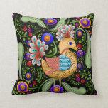 Princess Birdie Pillow