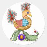 Princess Birdie Stickers