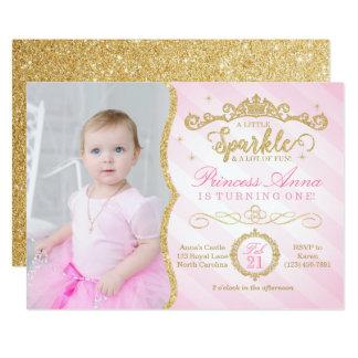 princess birthday invitations  announcements  zazzle, Birthday invitations