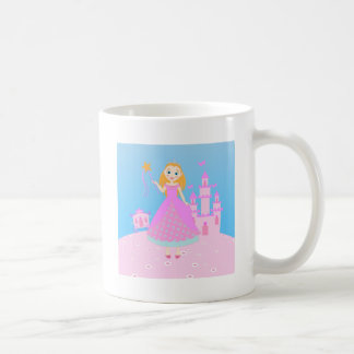 Princess Birthday Party Coffee Mug