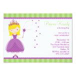 Princess Birthday Party Invitations Personalized Invitations