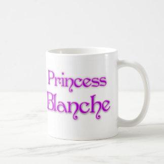 Princess Blanche Mugs