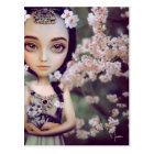 Princess Blossom Postcard