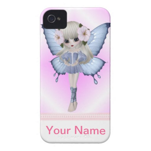 Princess Butterfly iPhone Case