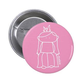 Princess - Button