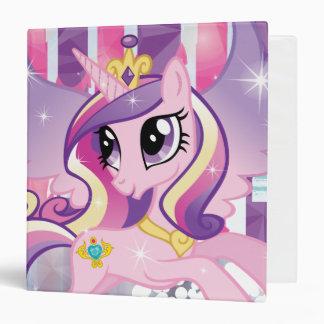Princess Cadence 3 Ring Binder