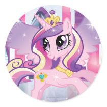 Princess Cadence Classic Round Sticker