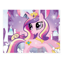 Princess Cadence Postcard
