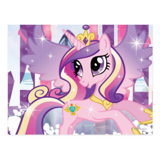 Princess Cadence Post Card