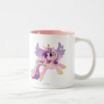 Princess Cadence Two-Tone Coffee Mug