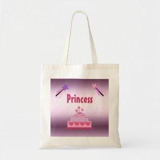 Princess Cake and Magic Wands Tote Bag