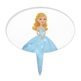 Princess Cake Pick Customized