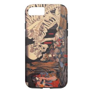 Princess calls up a demon spirit iPhone 7 case