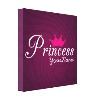 Princess Canvas