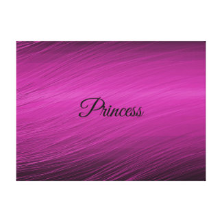 Princess Gallery Wrapped Canvas