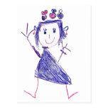 Princess Carolina Postcard