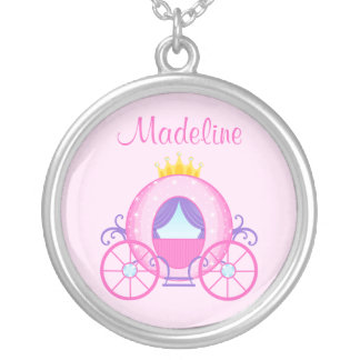 Princess Carriage Necklace