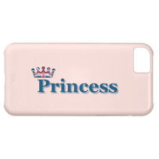 Princess Case For iPhone 5C