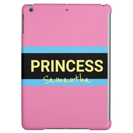 Princess Case for iPad Air